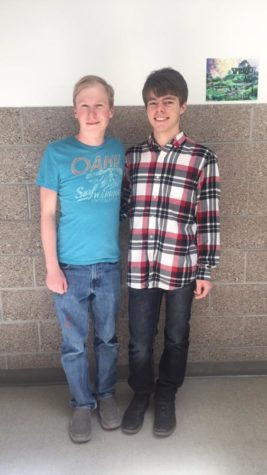 The Eagles of Broomfield – Kyle Ladtkow and Will Ness