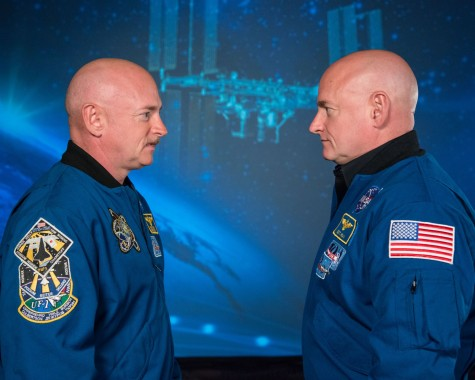 """NASA Is """"Twinning"""" For The Journey To Mars"""