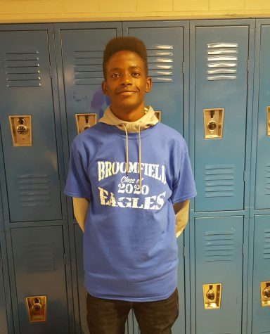 From a World Away: An Eagle's Journey to Broomfield High
