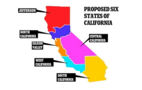 California: A State Divided