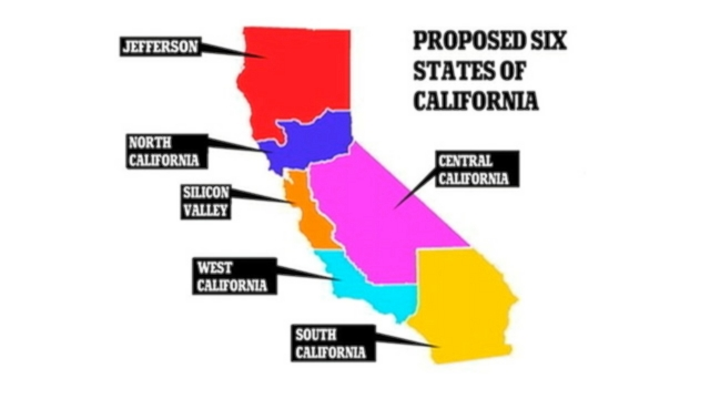 California: A State Divided – The Eagle Way