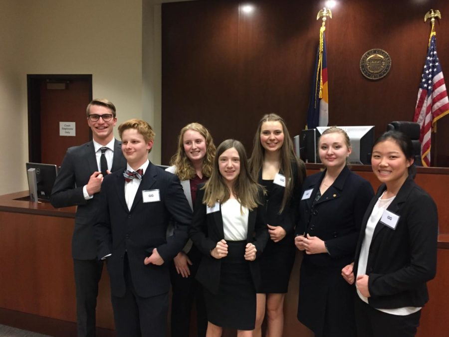 Objection - Legal Eagles Sentenced to State Championship