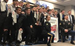 Boys Varsity Soccer Nationally Ranked