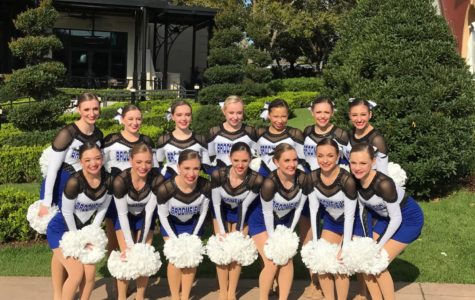 Broomfield Poms – Triple Threat in Orlando