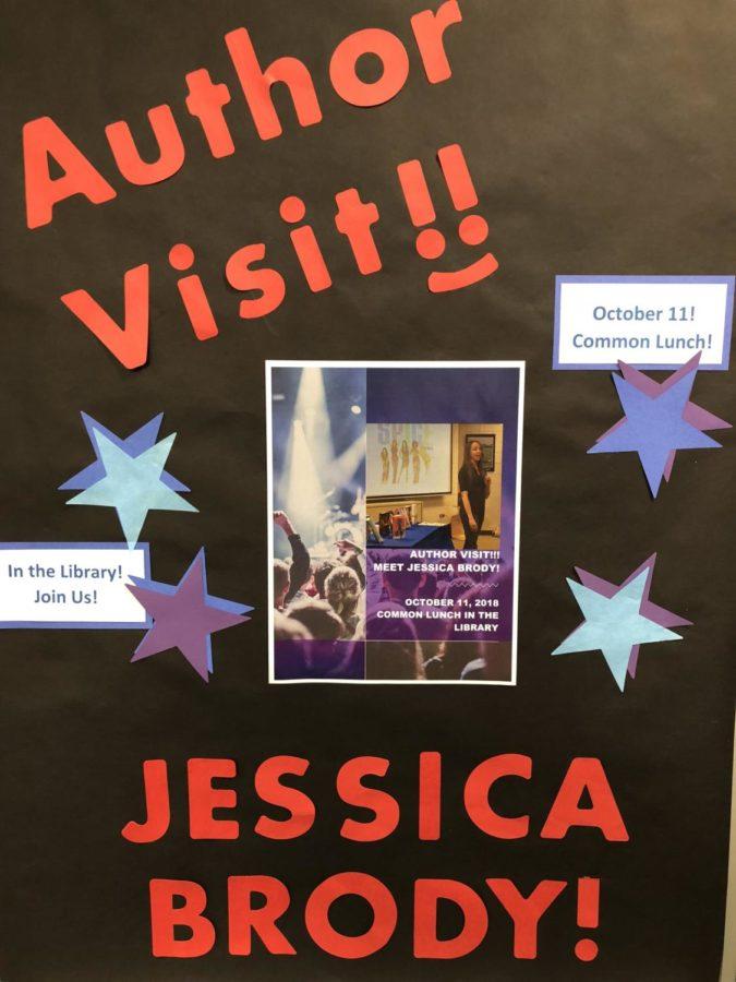 Jessica Brody: Author Visit