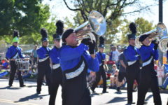 Marching Into State