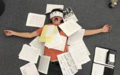 The Struggles of Homework
