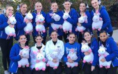 Varsity Poms Takes on State