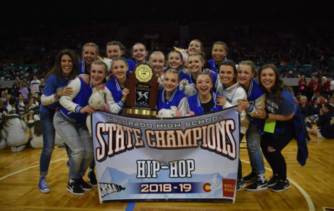 Poms Win Back to Back at State