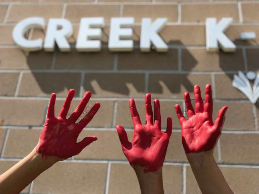 Aspen Creek Gets a Fresh Coat