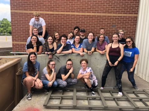 Broomfield Wrestling Finishes Strong 2019