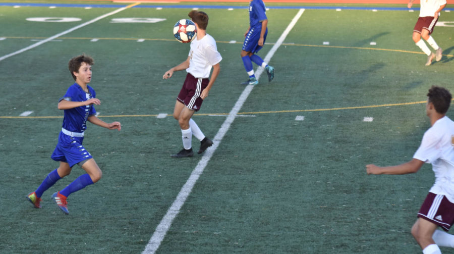 Broomfield Eagles Boys Soccer Starts Season Off Strong