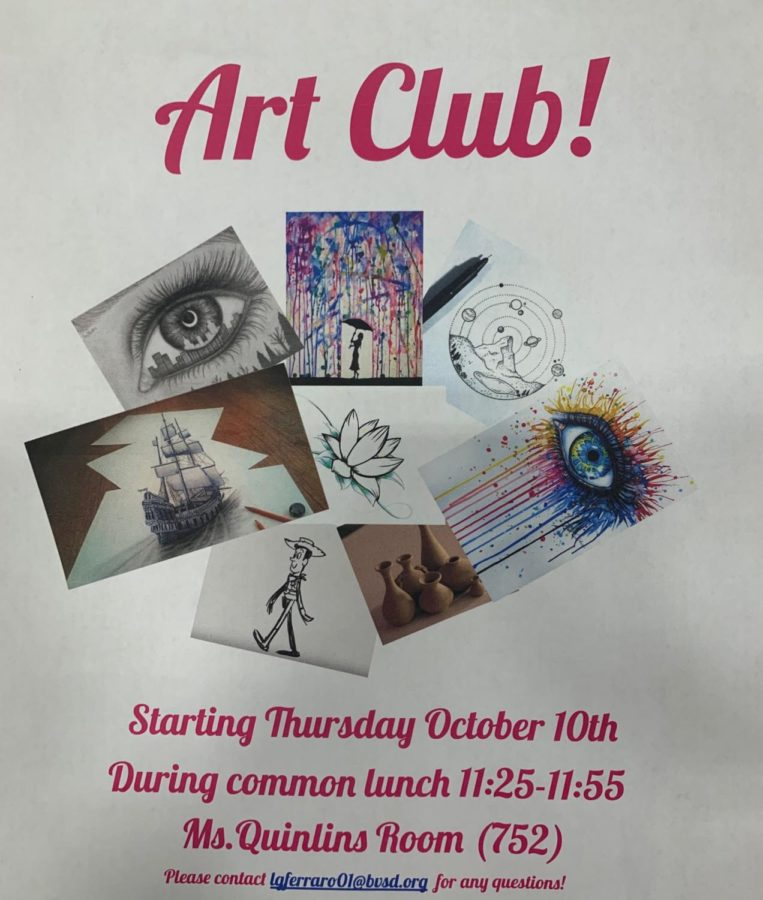 BHS+Art+Club+Starting+Soon