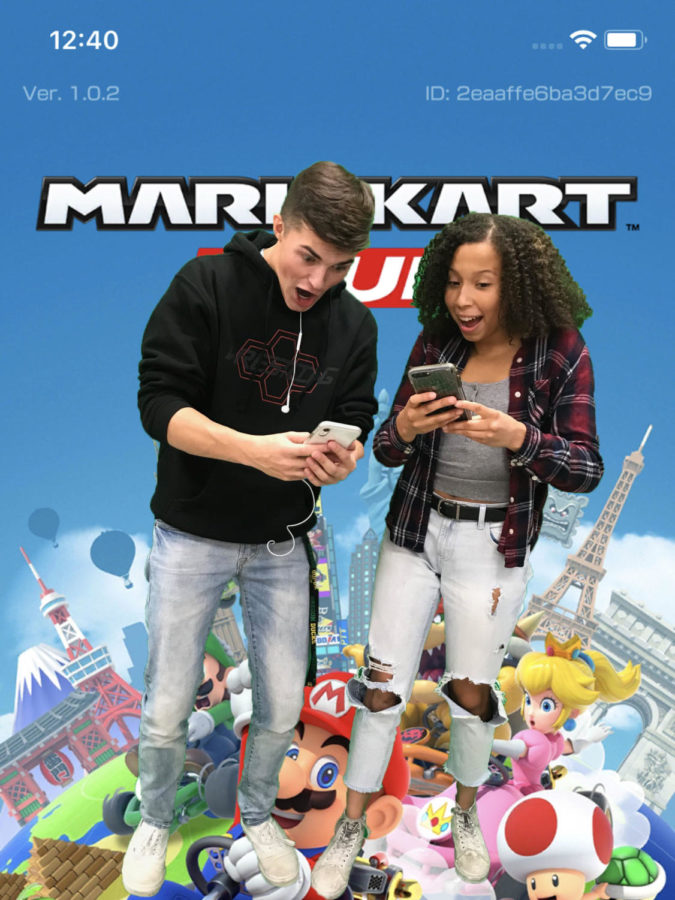 First Mario Kart Champion Crowned