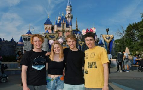 The Ultimate Ditch Day: Disneyland