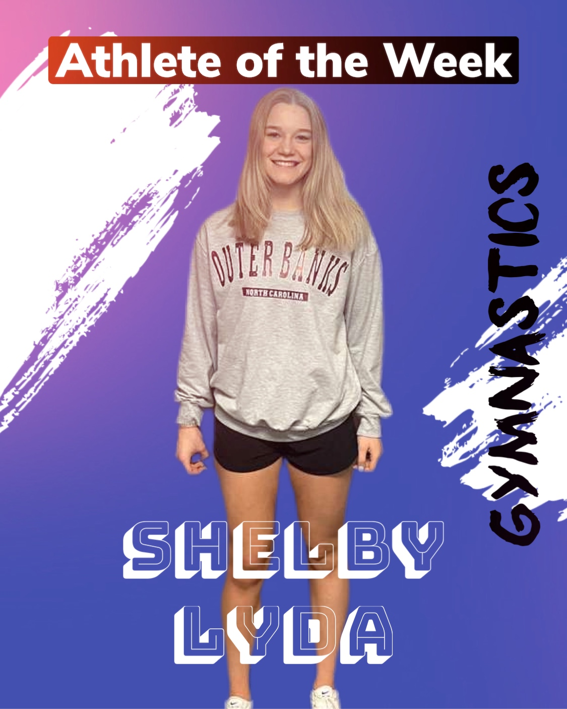 Athlete of the Week: Fast Five with Shelby Lyda (Sept. 20)