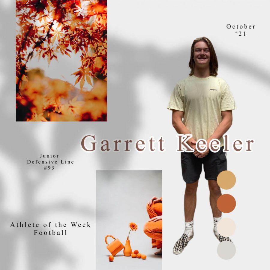Fast 5: Athlete of the Week with Garrett Keeler
